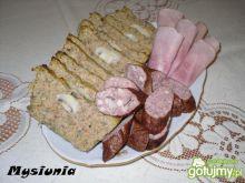 Pasztet z gęsi z pieczarkami