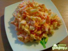 Pekinka z marchewką