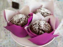 Pełnoziarniste babeczki czekoladowe