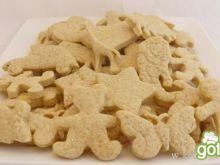 Pełnoziarniste ciasteczka waniliowe