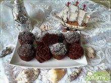 Pełnoziarniste muffinki z bakaliami
