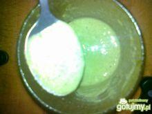 Pesto porowo brokułowe