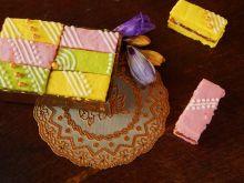 Petits Fours z marmoladą pomarańczową
