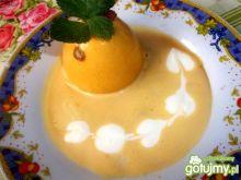 Pianka truskawkowa aromatyzowana cytryną