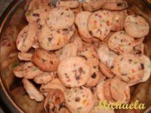 Piaskowe ciasteczka