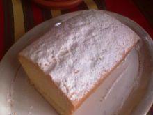 Piaskowe ciasto pomarańczowe