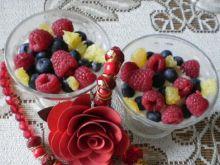 Piątkowy deser dla Iwonki :