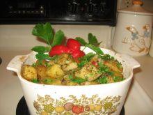 Piczone ziemniaki z rozmarynem