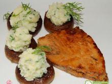 Pieczarki z ziemniakami 2 :