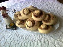 Pieczarkowe ciasteczka