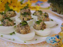 Pieczarkowe jajeczka