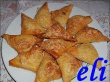 Pieczarkowe trójkąty Eli