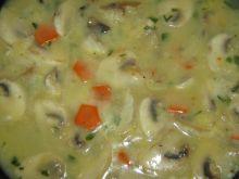 Pieczarkowy sos