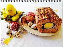 Pieczeń rzymska Eli ze szpinakiem i jajkiem