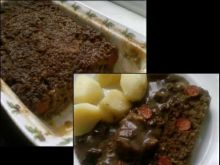 Pieczeń rzymska - pikantnie i grzybowo