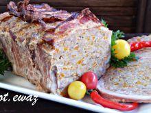 Pieczeń wieprzowa z dynią