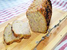 Pieczeń wieprzowo-wołowa z chrzanem i gorczycą