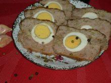 Pieczeń z jajem