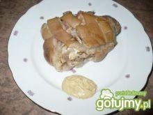 Pieczona golonka wieprzowa