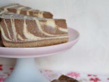 Pieczona jogurtowa zebra