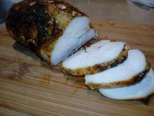 Pieczona pierś z kurczaka