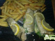 Pieczona rybka