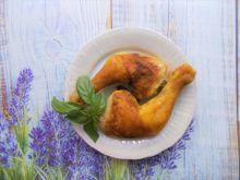 Pieczone ćwiartki z kurczaka
