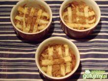 Pieczone deserki z jabłkami