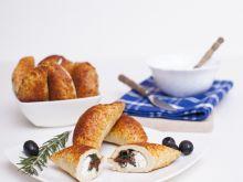 Pieczone greckie pierożki