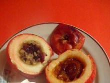 Pieczone jabłka wg Mychy