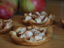 Pieczone jabłka z cynamonem