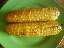 Pieczone kolby kukurydzy