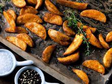 Ziemniaki pieczone w piekarniku