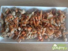 Pieczone mięso z warzywami