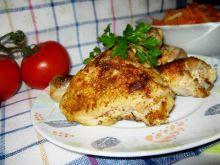 Pieczone nogi kurczaka