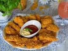 Pieczone nuggetsy z kurczaka