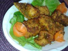 Smażone polędwiczki z kurczaka