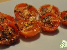 Pieczone pomidorki cherry