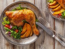 Jak upiec udka z kurczaka?