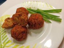 Pieczone warzywne pulpeciki