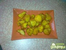 Pieczone ziemniaczki wg Konczi