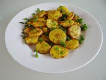 Pieczone ziemniaczki wg Megg