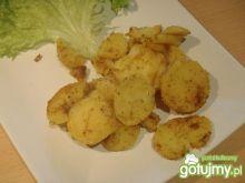 Pieczone ziemniaczki z papryką