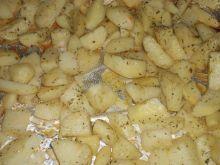 Pieczone ziemniaki wg Zub3r'a