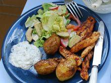Pieczone Ziemniaki z Grilla
