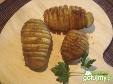 Pieczone ziemniaki z papryką