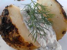 Pieczone ziemniaki z twarożkiem Zub3r'a