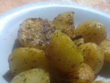 Pieczone ziemniaki z ziołami 3