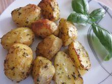 Pieczone ziołowe ziemniaczki