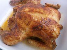 Pieczony kurczak miodowo-paprykowy